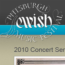 Pittsburgh Jewish Music Festival
